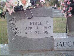 Ethel B. <i>Killion</i> Daugherty