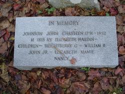 Johnson Chasteen