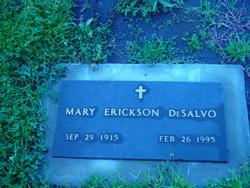 Mary <i>Erickson</i> DeSalvo