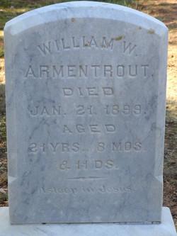 William W. Armentrout