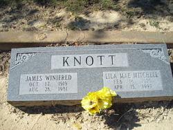 James Winifred Knott