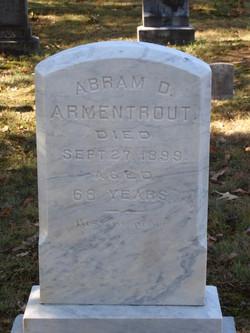 Abraham David Abram Armentrout