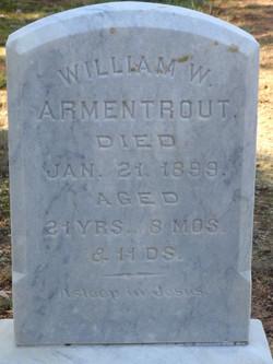 William W Armentrout