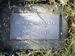 Lucy E. Bodenhamer