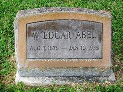 William Edgar Abel