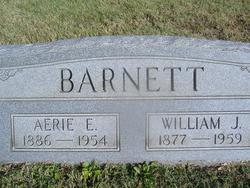 Aerie E. <i>Wilkinson</i> Barnett