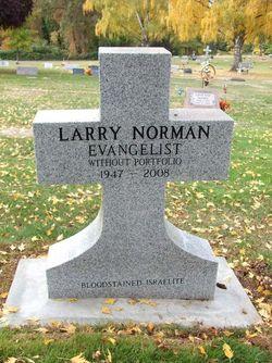 Larry David Norman