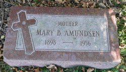 Mary B Amundsen
