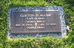 Clifton Dale Joe Allsup