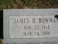 James Herbert Bowman