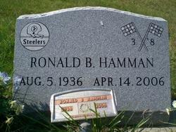 Ronald Berlyn Hamman