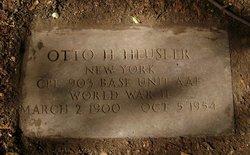 Otto Hugo Heusler