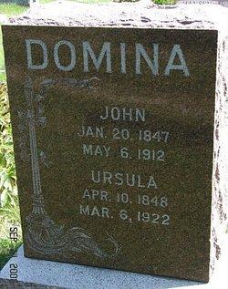 Ursula <i>Taylor</i> Domina