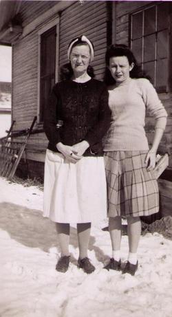 Margaret Frances <i>Walsh</i> Child