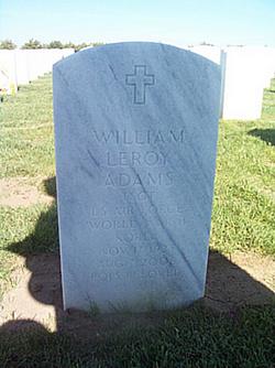 William Leroy Adams