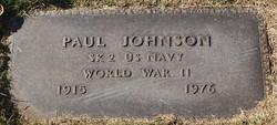 Paul Verdayne Johnson