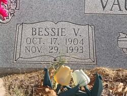 Bessie Vella <i>Jones</i> Vaughan