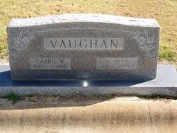 Carrie Webb <i>Smith</i> Vaughan