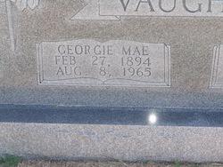 Georgie Mae <i>Wilson</i> Vaughan