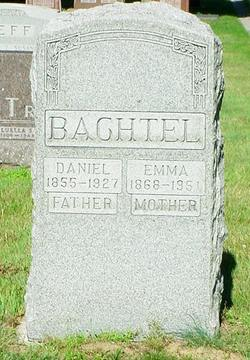 Emma <i>Shoup</i> Bachtel