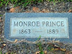 Monroe D Prince