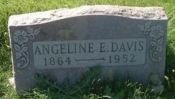 Angeline E Davis