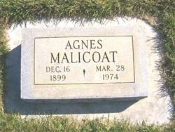 Agnes Malicoat