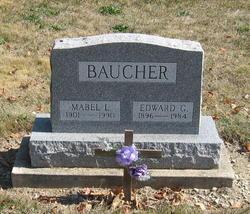 Edward George Baucher