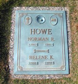 Norman R Howe