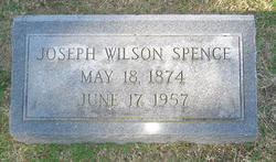 Joseph Wilson Spence