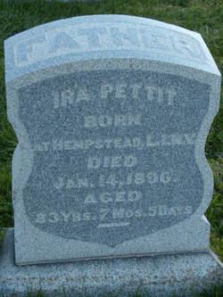 Ira Pettit
