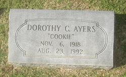 Dorothy <i>Cook</i> Ayers