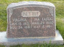 Ira Earle Pettit