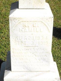 Robert Greer Hamill