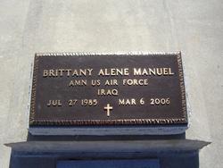 AMN Brittany Alene Manuel