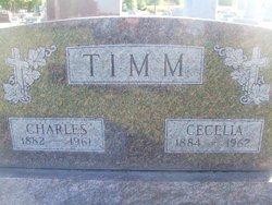 Cecelia <i>Nordmeyer</i> Timm