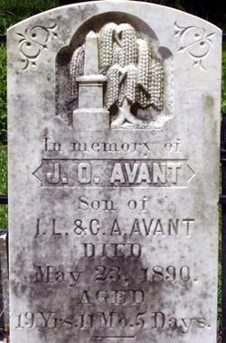 J. O. Avant