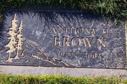 Anthony D Brown