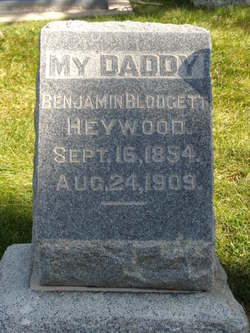 Benjamin Blodgett Heywood