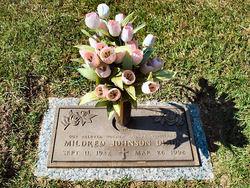 Mildred <i>Johnson</i> Dixon
