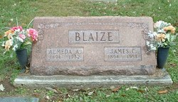 Almeda A <i>Grubb</i> Blaize