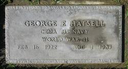 George E Hatsell