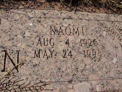 Myra Naomi <i>Smith</i> Austin