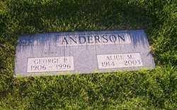 Alice M <i>Heath</i> Anderson