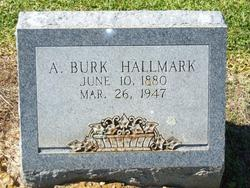 Alfred Burk Hallmark