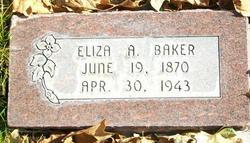 Eliza Alice <i>Julian</i> Baker