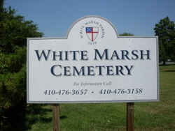 White Marsh Cemetery