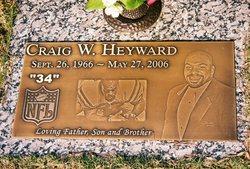 Craig Ironhead Heyward