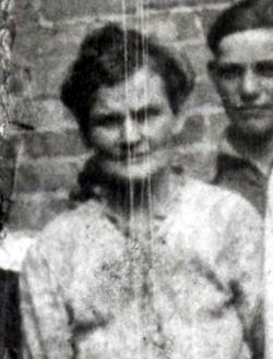 Matilda Elizabeth <i>Calfee</i> Johnson