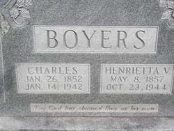 Henrietta V. Boyers